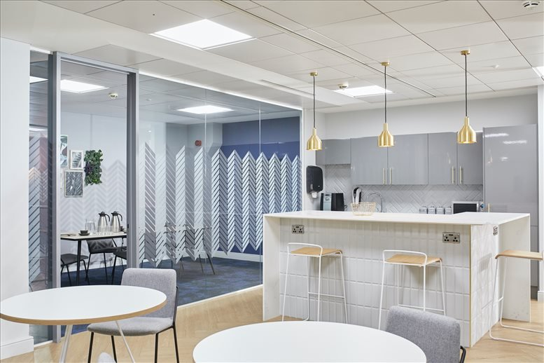 Office for Rent on 5-7 Mandeville Place Cavendish Square