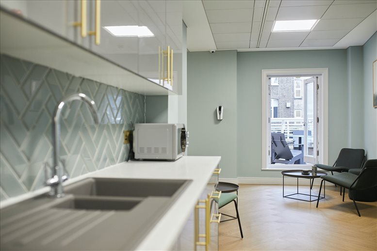 Picture of 5-7 Mandeville Place Office Space for available in Cavendish Square