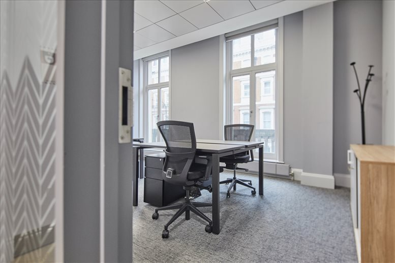Cavendish Square Office Space for Rent on 5-7 Mandeville Place