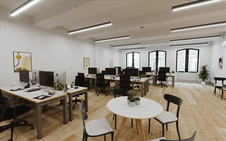 40-42 Parker Street available for companies in Holborn