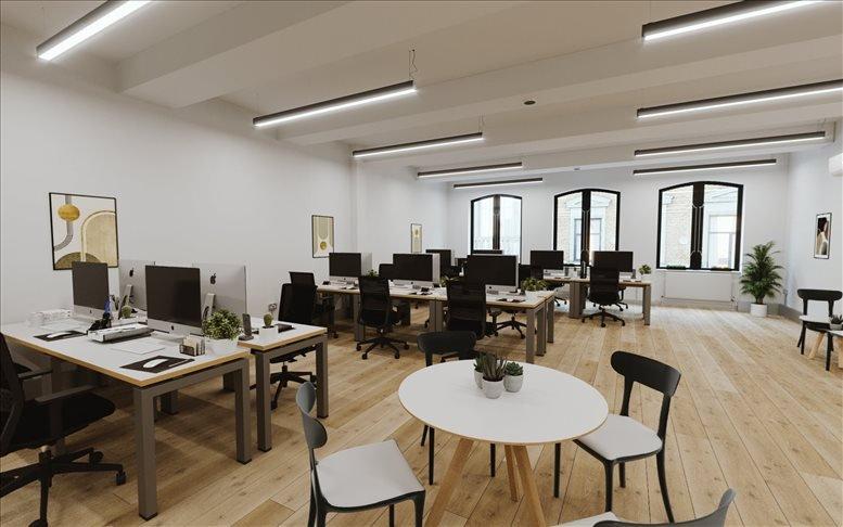 40-42 Parker Street Office Space Holborn