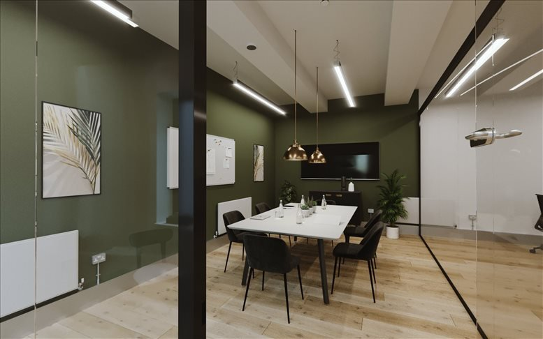 Photo of Office Space on 40-42 Parker Street Holborn