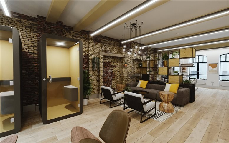 Picture of 40-42 Parker Street Office Space for available in Holborn