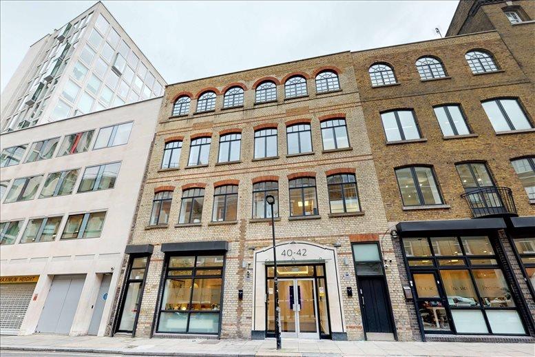 Office for Rent on 40-42 Parker Street Holborn