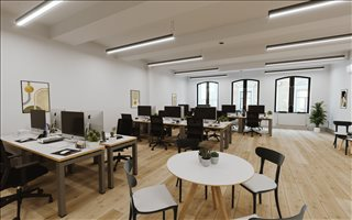 Photo of Office Space on 40-42 Parker Street - Holborn