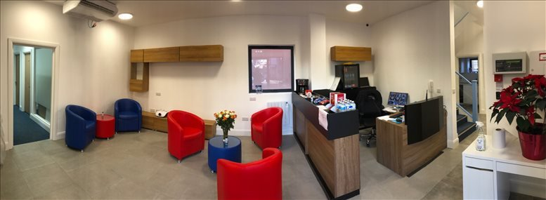 Image of Offices available in Harrow: 1 Marlborough Hill