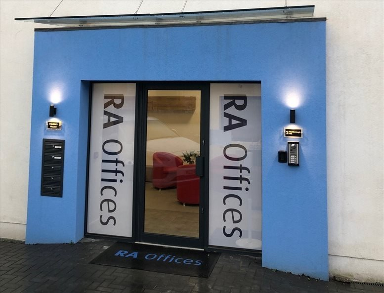 Harrow Office Space for Rent on 1 Marlborough Hill