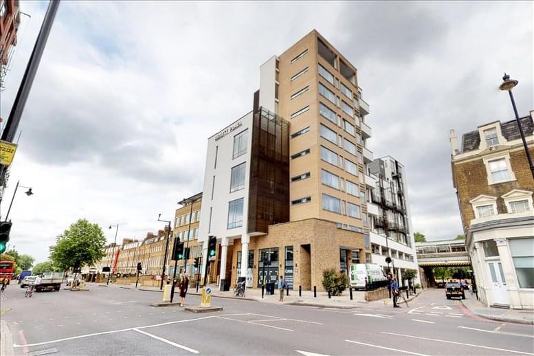 308 Kingsland Road Office Space Hoxton
