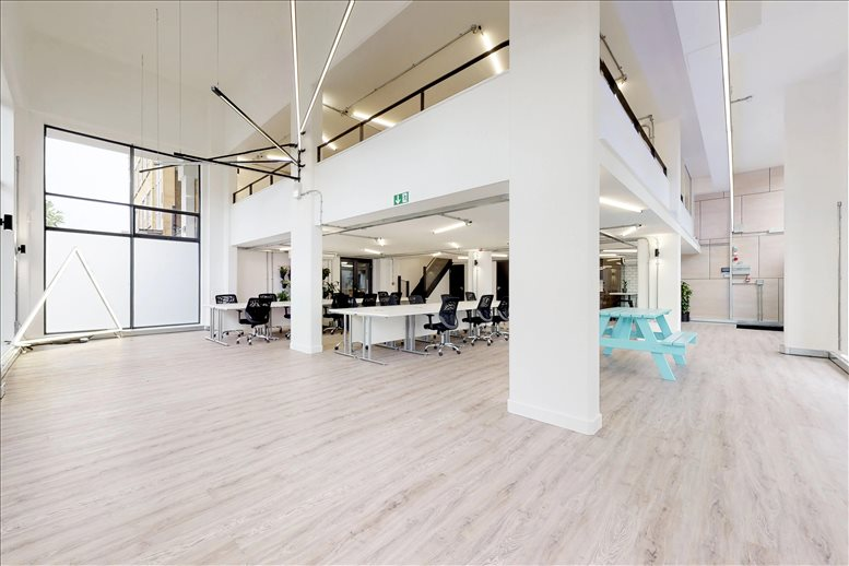 Photo of Office Space on 308 Kingsland Road Hoxton
