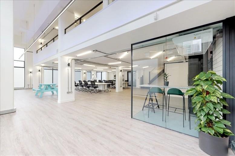 308 Kingsland Road Office for Rent Hoxton