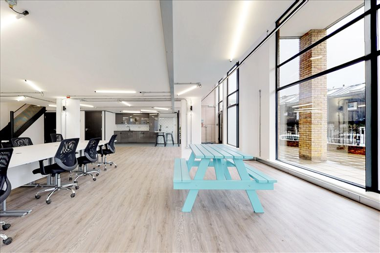 Hoxton Office Space for Rent on 308 Kingsland Road
