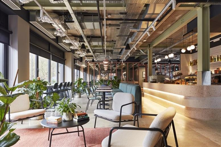 Crouch End Office Space for Rent on 50 Station Road