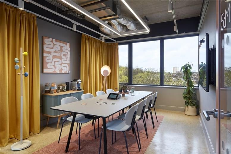 Rent Crouch End Office Space on 50 Station Road