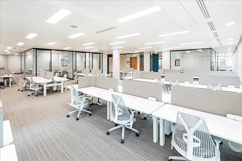 Office for Rent on 10 Paternoster Row St Pauls