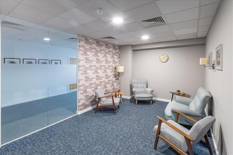 Picture of 24 Eversholt Street Office Space for available in Euston