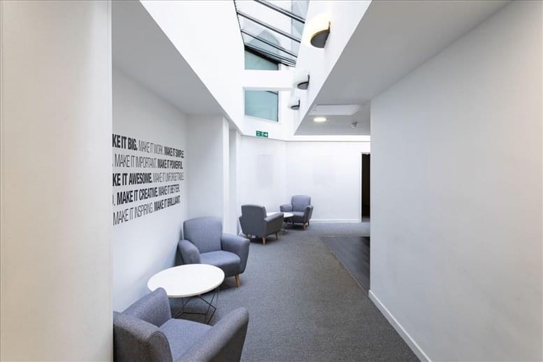 Office for Rent on 24 Eversholt Street Euston