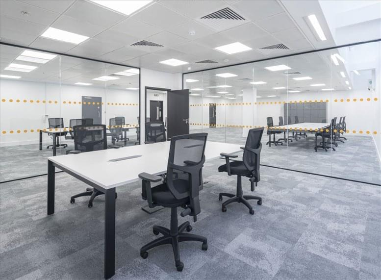 Photo of Office Space on 9 Hewett Street Shoreditch