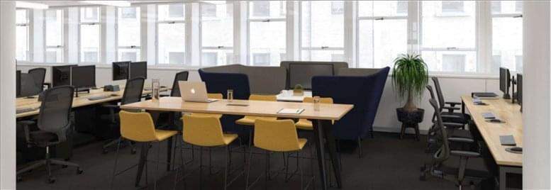 Photo of Office Space on 2 Dyott Street Tottenham Court Road