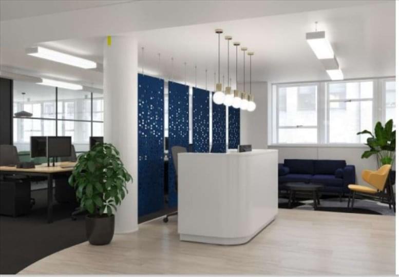 2 Dyott Street Office for Rent Tottenham Court Road