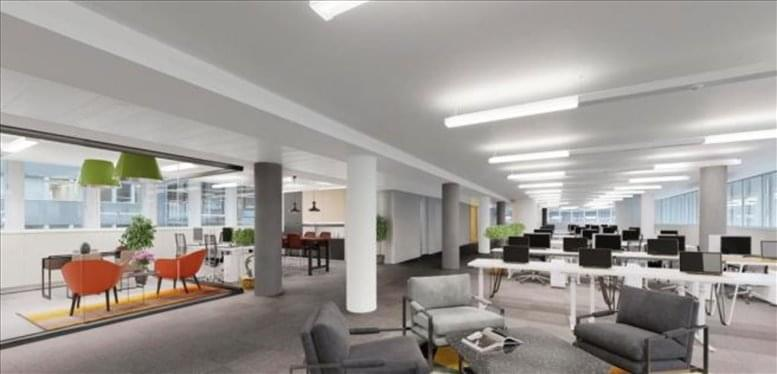 Picture of 2 Dyott Street Office Space for available in Tottenham Court Road