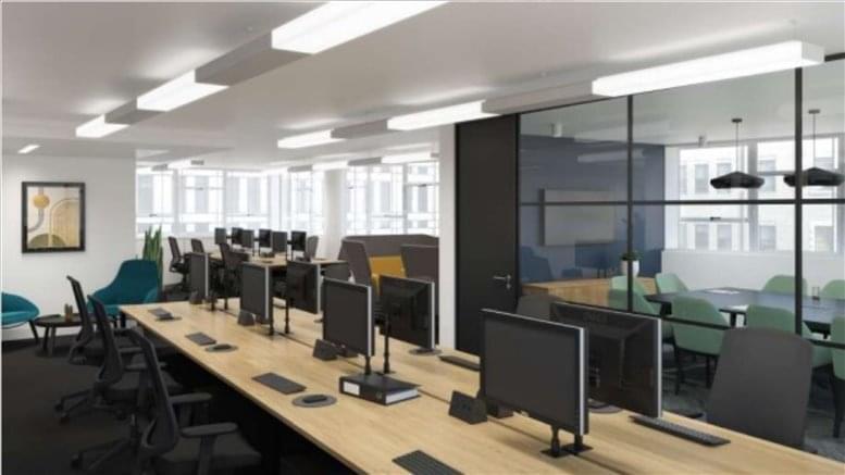 Office for Rent on 2 Dyott Street Tottenham Court Road