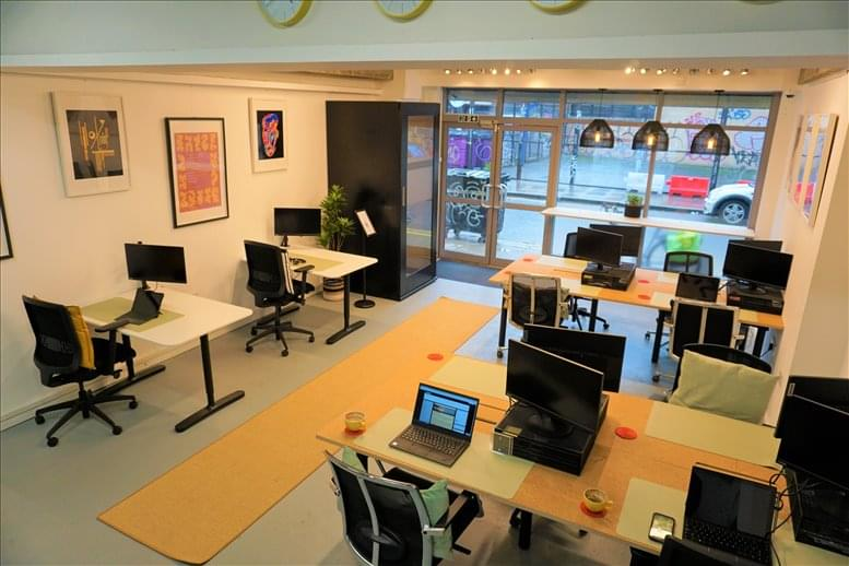 Photo of Office Space on 10 Quaker Street Shoreditch