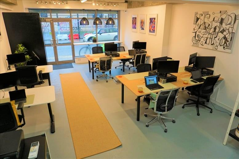 10 Quaker Street Office for Rent Shoreditch
