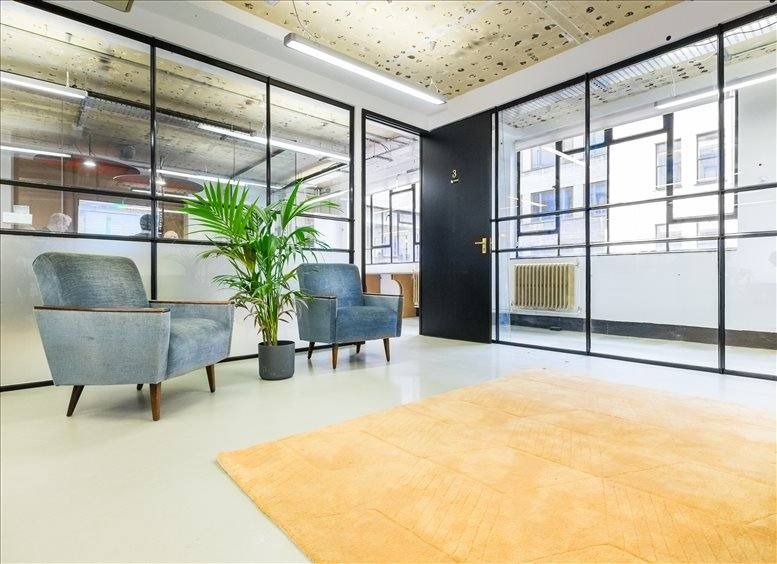 6-8 Bonhill Street, Shoreditch Office for Rent Old Street