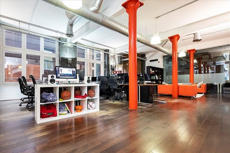 Image of Offices available in East London: 6-8 Knights Court