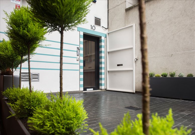 10 Clothier Street Office Space Bishopsgate