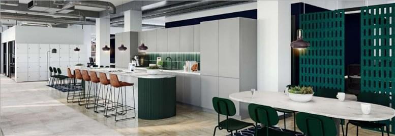 25 Argyll Street Office for Rent Soho