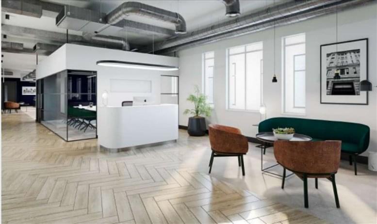Office for Rent on 25 Argyll Street Soho
