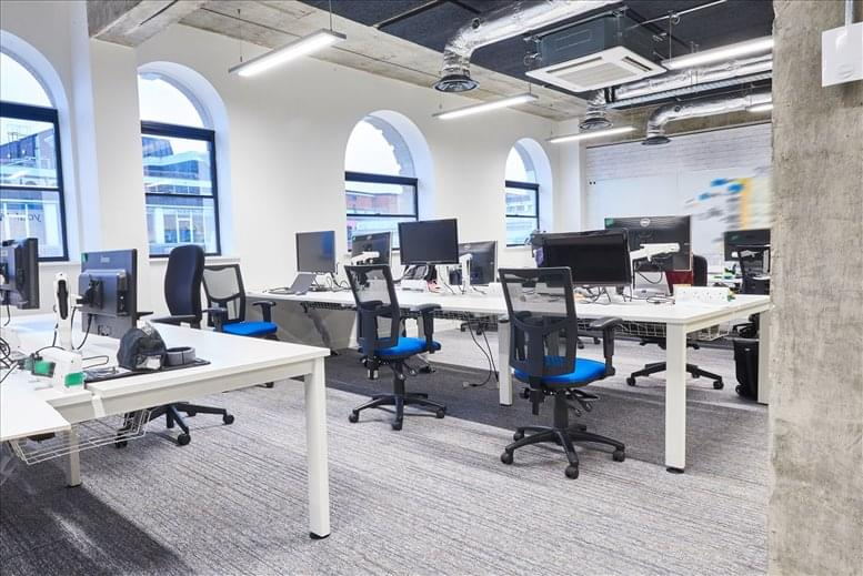 4th Floor, Crowne House, 56-58 Southwark Street available for companies in Borough