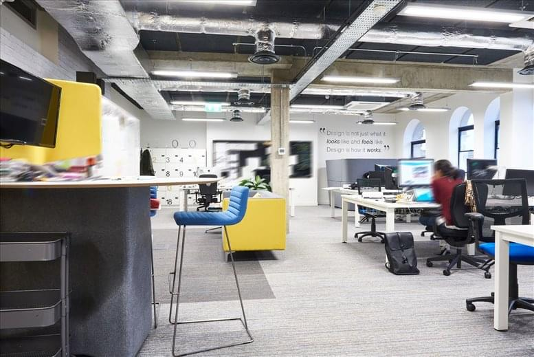 Image of Offices available in Southwark: Crowne House, 56-58 Southwark Street