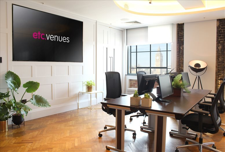 Belvedere Rd, South Bank, London Office for Rent Waterloo