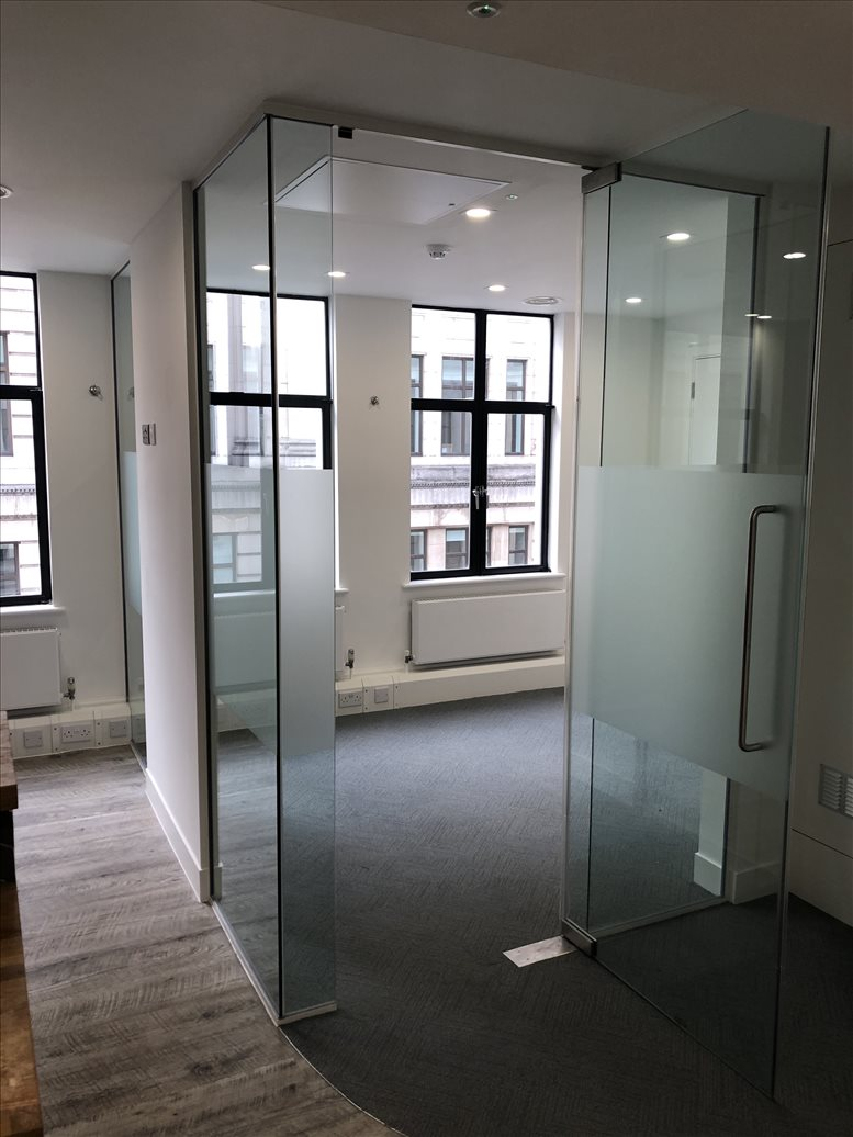 11 Argyll Street Office for Rent Oxford Circus