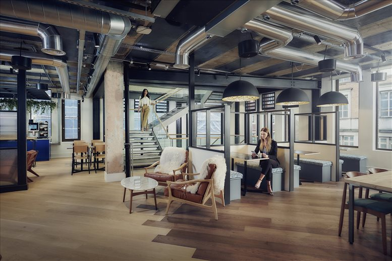Photo of Office Space on 50-52 Chancery Lane, Holborn Chancery Lane