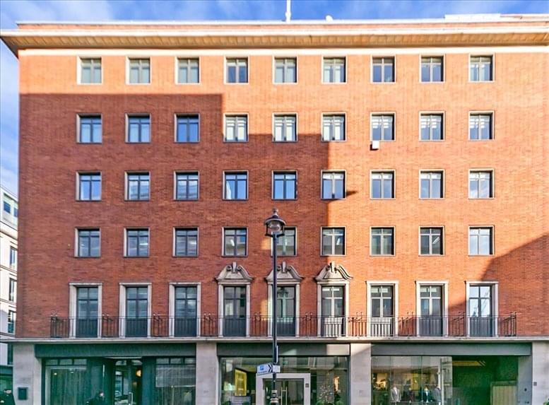 20 Savile Row, Heathcoat House, Mayfair available for companies in Soho