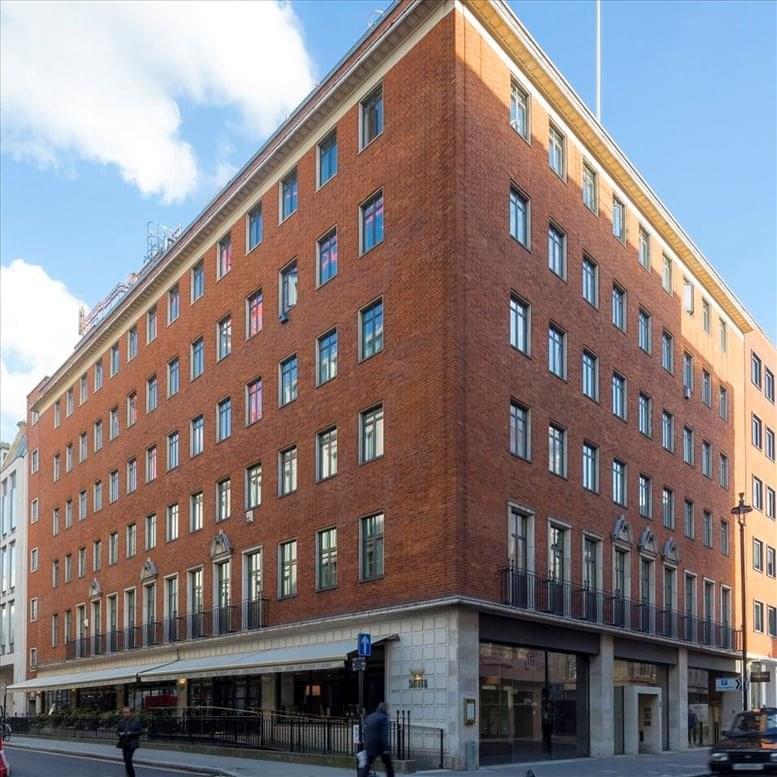 Photo of Office Space on Heathcoat House, 20 Savile Row Mayfair