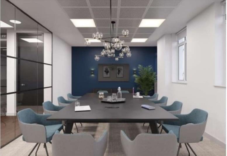 Heathcoat House, 20 Savile Row Office for Rent Mayfair