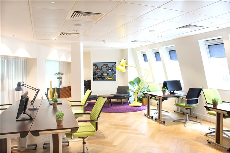 8 Fenchurch Place Office Space Fenchurch Street