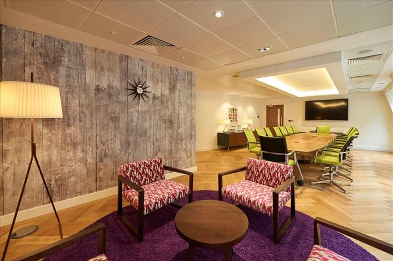 8 Fenchurch Place Office for Rent Fenchurch Street