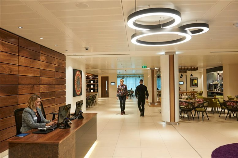 Picture of 8 Fenchurch Place Office Space for available in Fenchurch Street