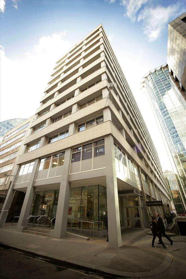 Photo of Office Space on Tenter House, 45 Moorfields, Finsbury Moorgate