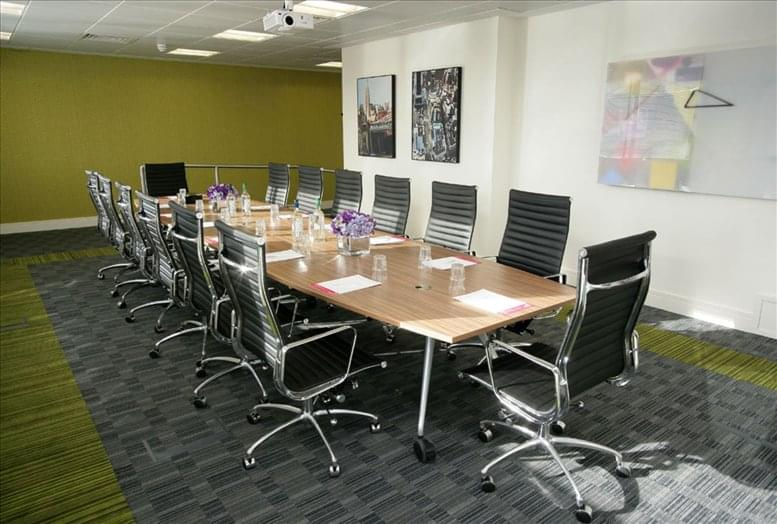 Picture of Tenter House, 45 Moorfields, Finsbury Office Space for available in Moorgate