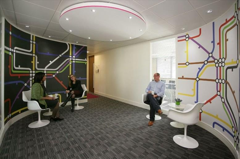 Image of Offices available in Moorgate: Tenter House, 45 Moorfields, Finsbury