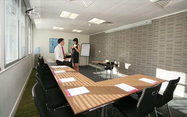 Moorgate Office Space for Rent on Tenter House, 45 Moorfields, Finsbury
