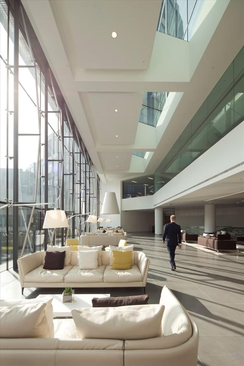 Photo of Office Space on 200 Aldersgate, City of London Barbican
