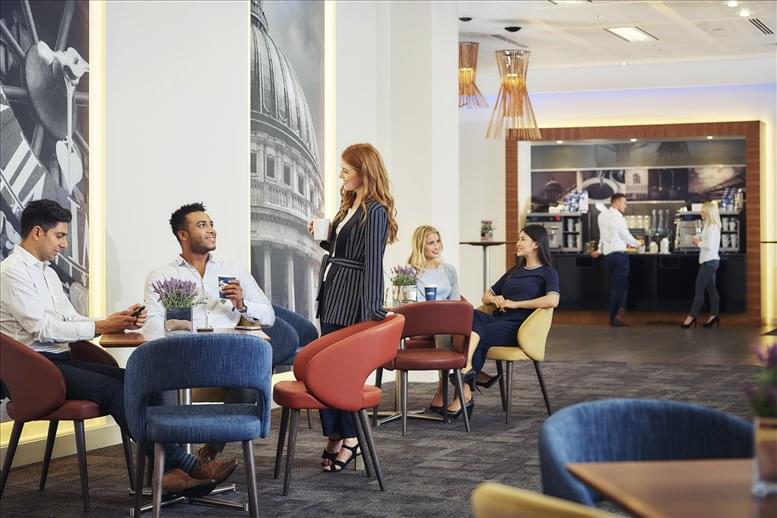 200 Aldersgate, City of London Office for Rent Barbican