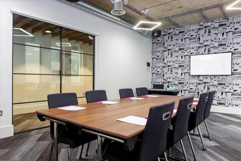 Office for Rent on 8 Eastcheap Monument